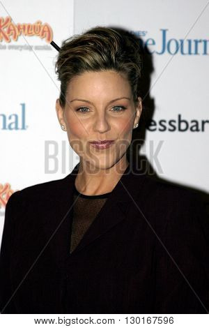 Andrea Parker at the 2005 'Funny Ladies We Love' Awards Hosted by Ladies' Home Journal held at the Pearl in West Hollywood, USA on February 2, 2005.