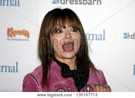 Judy Tenuta at the 2005 'Funny Ladies We Love' Awards Hosted by Ladies' Home Journal held at the Pearl in West Hollywood, USA on February 2, 2005.