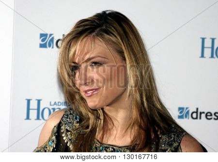 Debbie Matenopoulos at the 2005 'Funny Ladies We Love' Awards Hosted by Ladies' Home Journal held at the Pearl in West Hollywood, USA on February 2, 2005.