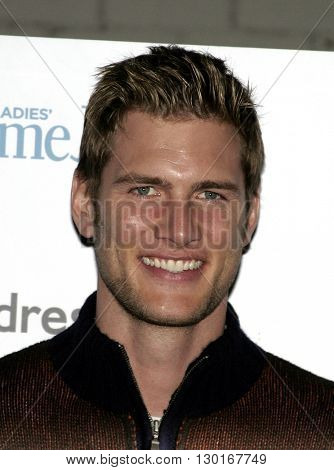 Ryan McPartlin at the 2005 'Funny Ladies We Love' Awards Hosted by Ladies' Home Journal held at the Pearl in West Hollywood, USA on February 2, 2005.