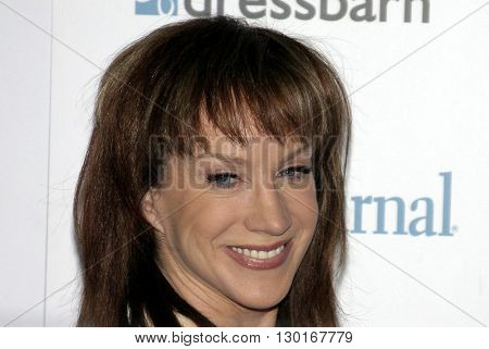 Kathy Griffin at the 2005 'Funny Ladies We Love' Awards Hosted by Ladies' Home Journal held at the Pearl in West Hollywood, USA on February 2, 2005.