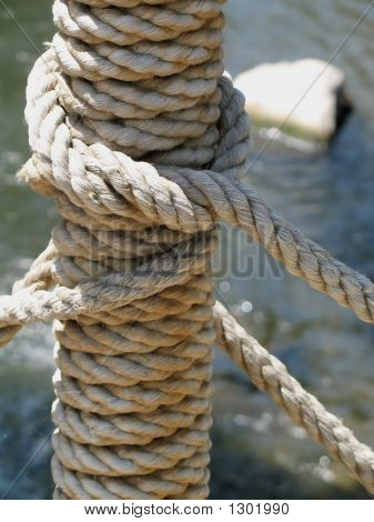 Supporting Ropes