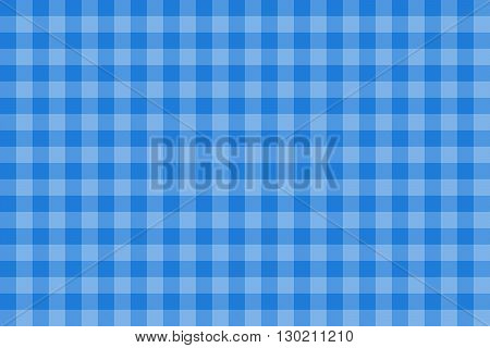 Blue Tartan Plaid Seamless