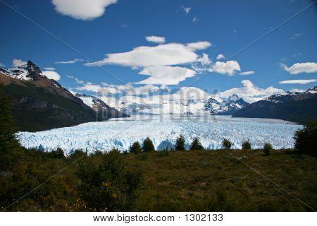 Perito Moreno Glacier, In Patagonia, Province Of Santa Cruz, Argentina
