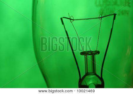 Green filament