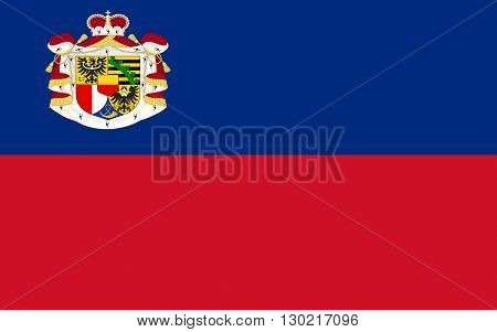Flag of Liechtenstein officially the Principality of Liechtenstein is a doubly landlocked German-speaking microstate in Central Europe.