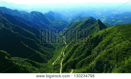 Serra do Rio do Rastro - Santa Catarina - Brasil