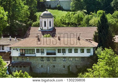 Women Monastery in Veliko Tarnovo Arbanasi Village