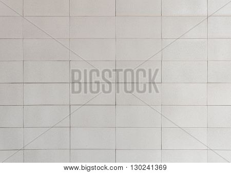Abstract Mosaic Tiles Of Wall For Background