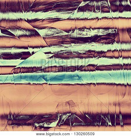 Distressed grunge texture, damaged vintage background with different color patterns: brown; blue; purple (violet); pink; cyan