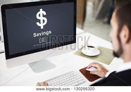 Saving Save Savings Banking Budget Money Concept