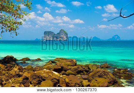 Day Dream Exotic Beach