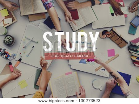 Study Education Academic Learning Knowledge Concept