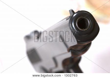 Pistol'S Muzzle