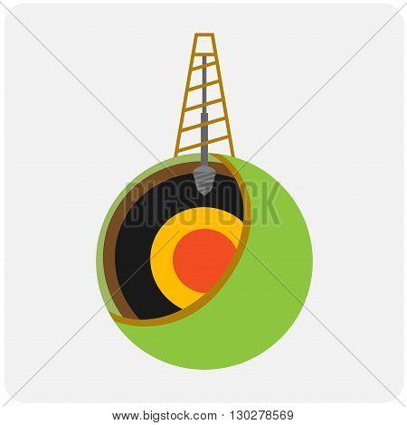 Oil Mining
