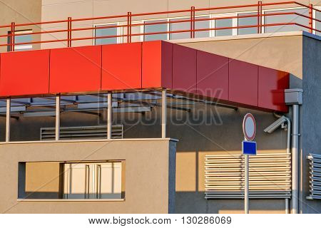 Modern And Contemporary Building