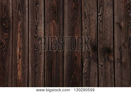 Vintage luxury wooden background. Old brown boards. Texture. Wooden background.