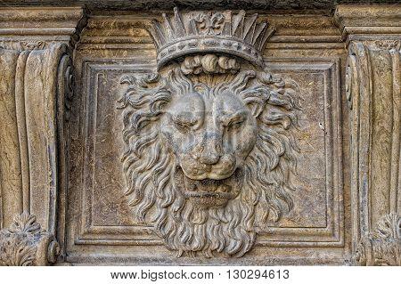 Palazzo Pitti Lion
