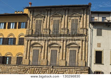 Palazzo Pitti Place In Florence