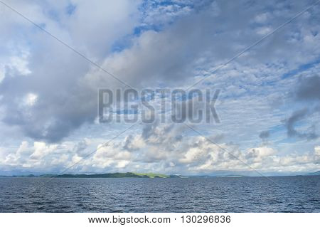 Raja Ampat Islands Landscape In Papua Indonesia