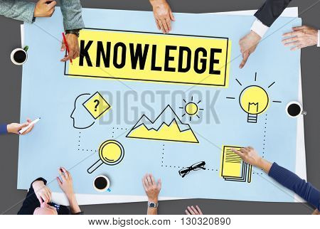 Information Knowledge Resource Data Facts Concept