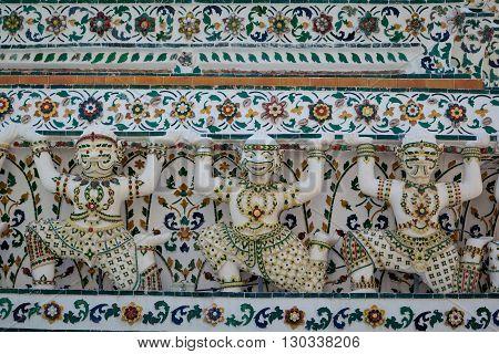 Thai Buddhism Temple Wat Arun