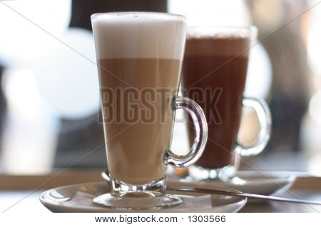 Cafe - Latte
