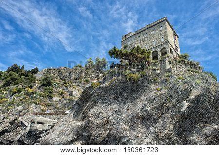 Monterosso Cinque Terre Castle