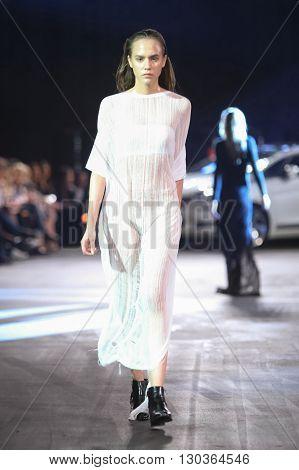 Cro A Porter Fashion Show : An-estetik, Zagreb, Croatia