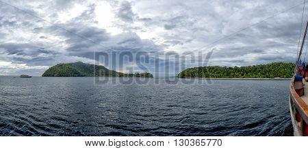 Raja Ampat Papua Panorama