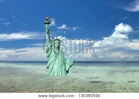 New York Post Nuclear Apocalypse Scene