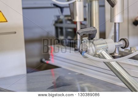 Detail Of Machine