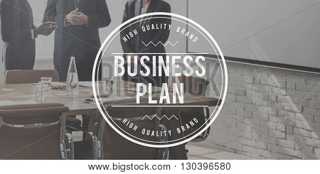 Business Plan Operations Solution Guidelines Concept
