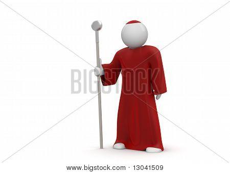 Cardinal / Pope