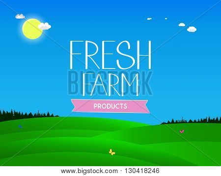 Fresh Farm Produsts