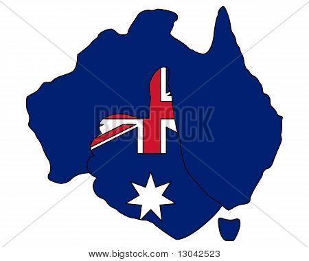 Australien Hand Signal