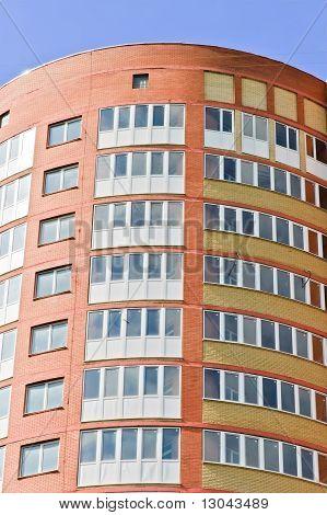 Multistorey Apartment House