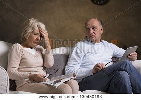 Health Problems In Older Marriage
