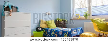 Child Room Full Of Colors!