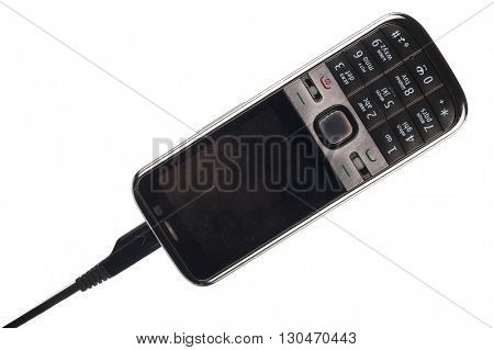 Mobile phone while charging