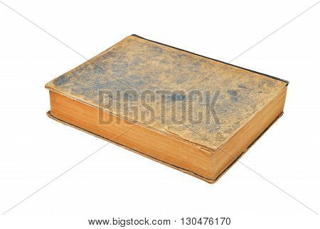Ragged Antique Book
