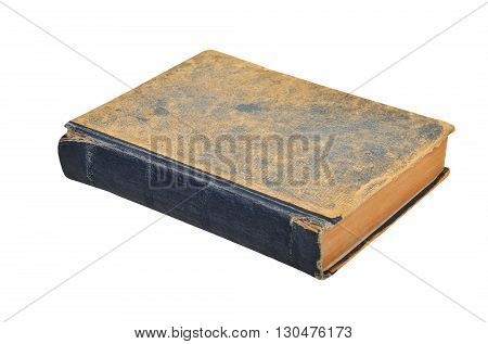 Ragged Antique Book