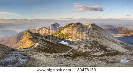 View From Spring Mountain Ridge