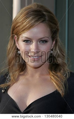 Becki Newton at the Evening with