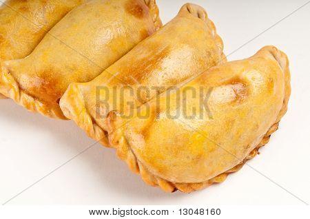 Group Of Empanadas