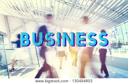 Business Corporate Enterprise Development Concept