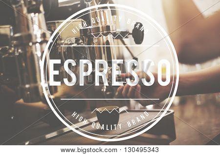 Espresso Coffee Caffeine Capuccino Delicious Concept