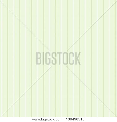 Vintage pastel stripes pattern in green tones