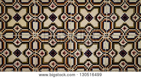 Tile Decorated