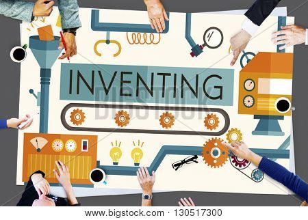 Inventing Compose Discover Production Concept